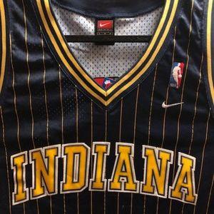 Indiana Pacers NBA Basketball Jersey #7 O'Neal